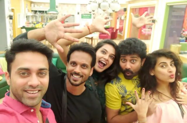 Bigg Boss Telugu: Siva Balaji, Adarsh, Archana, Hari Teja and Navdeep will lock horns in the grand finale