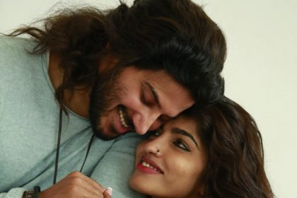 Dulquer Salmaan and Sai Dhansika make a lovely pair in the latest still from Solo
