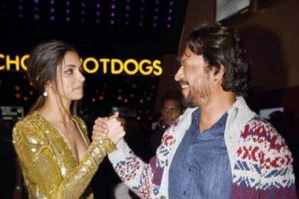 इरफान खान और दीपिका पादुकोण जल्द ही एक साथ एक फिल्म में नज़र आने वाली हैं