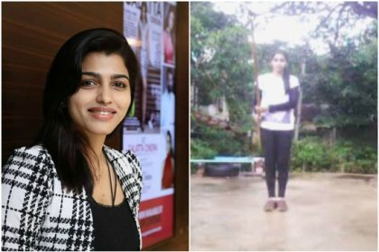 Kabali actress Sai Dhansika showcases her Silambam skills like a boss