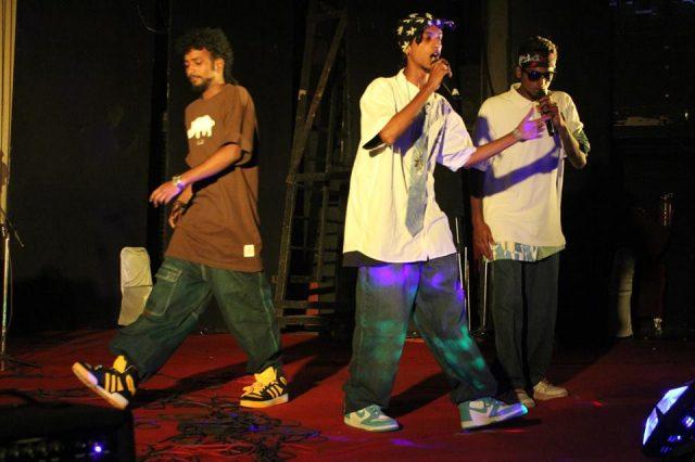 A popular rap troupe from Mumbai will be part of Rajinikanth's KAALA