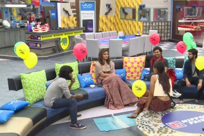 Bigg Boss Tamil – 25th September 2017, Episode 93 update: On day 92, Actress Anjali visits the final five of the Bigg Boss house