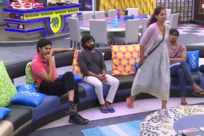 Bigg Boss Tamil – 27th September 2017, Episode 95 update: On day 94, Bigg Boss calls Harish a thief.