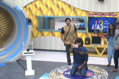 Bigg Boss Tamil – 28th September 2017, Episode 96 update: On day 95, Housemates shoot and rehearse their acceptance speech before the 100th day
