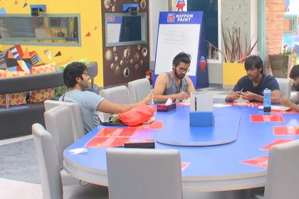 Bigg Boss Tamil – 29th September 2017, Episode 98 update: On day 97, Snehan declares on camera that he'll find out who Bigg Boss is