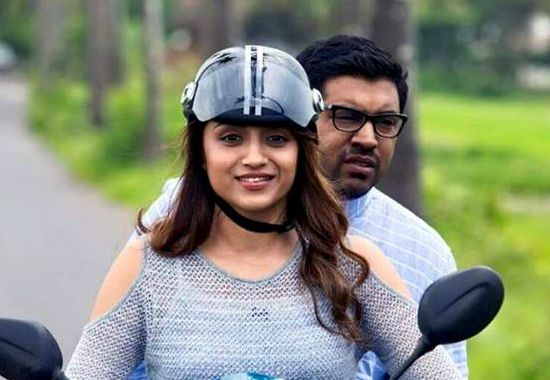 Have watched a lot of her films and have been a big fan since Vinnaithaandi Varuvaya, says Nivin Pauly about Trisha
