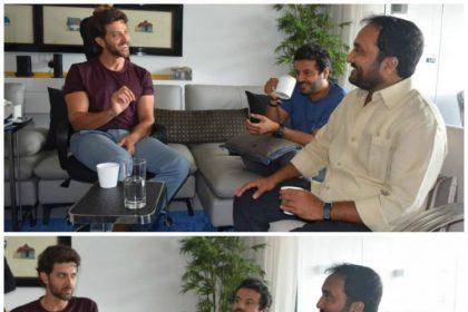 आनंद कुमार बायोपिक में टीचर बनेंगे ह्रितिक रोशन