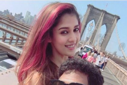 Nayanthara flies to New York to be with Vignesh Shivan on his birthday