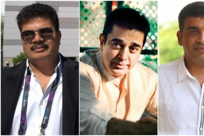 Confirmed! Shankar and Kamal Haasan to reunite for 'Indian 2'; To be made as a bilingual and produced by Dil Raju