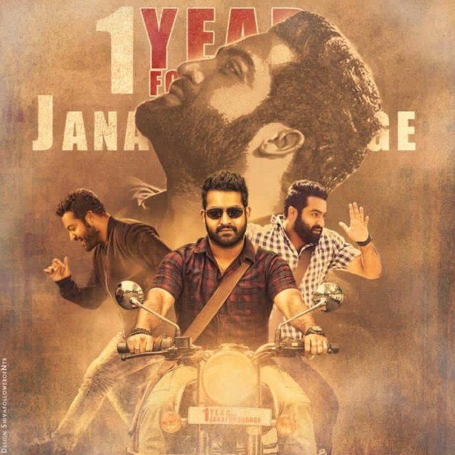 A year for Janatha Garage: Jr NTR becomes nostalgic and tweets an emotional message