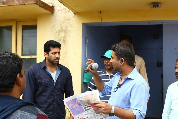 When Jayam Ravi's commitment stunned Shakti Rajan