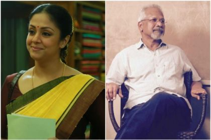 Jyothika signs her next film with Mani Ratnam; Duo coming together for the first time
