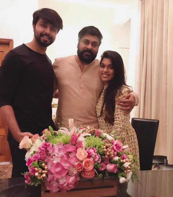 Chiranjeevi's son-in-law, Kalyan, will foray into films; Undergoes training for acting