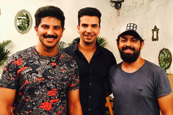 Any kind of praise is less for Dulquer Salmaan and he is a gem of a man, says Solo actor Manit Joura