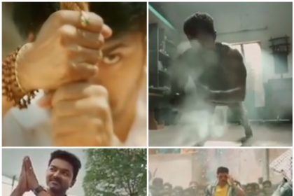 Watch: Vijay looks terrific in the teaser of Mersal