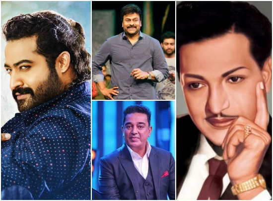 With Jai Lava Kusa, Jr NTR enters the elite club which includes his grandfather NTR, Mega Star Chiranjeevi and Kamal Haasan