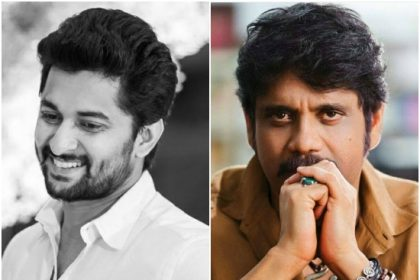Nani and Nagarjuna multi-starrer film to be directed by Sriram Aditya?