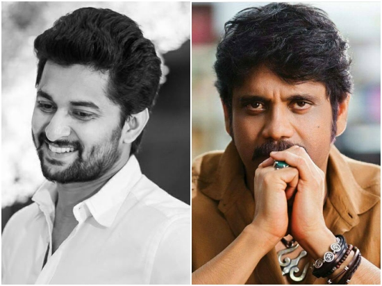 Akkineni Nagarjuna And Nani Will Start Shooting For The Multi