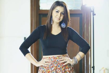 Nikki Galrani: College-goers will relate to my character in Hara Hara Mahadevaki