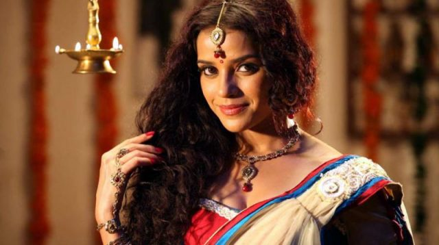 Pia Bajpai: Didn't have qualms about shaving head for Abhiyum Anuvum