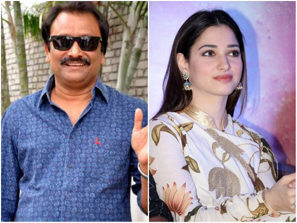 Tamannaah as lead actor and Neelakanta as director for the Telugu remake of Bollywood hit Queen?