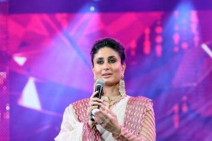 करीना कपूर खान ने अपनी फिल्म में गाया था गाना, देखिये वीडियो