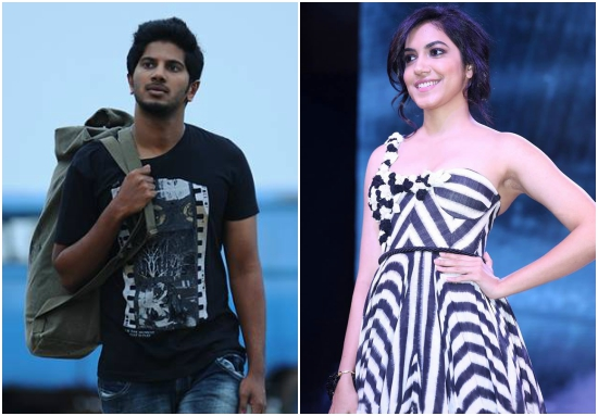 Ritu Varma roped in opposite Dulquer Salmaan for a Tamil film to be directed by a debutante