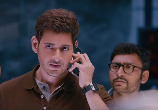 SPYder trailer: Super Star Mahesh Babu packs a punch in the latest trailer