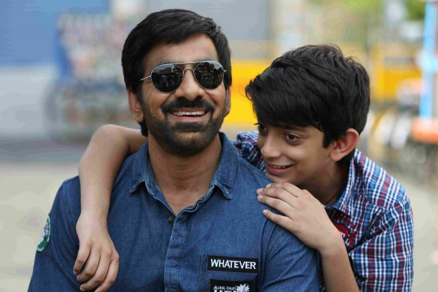 Actor Ravi Teja's son, Mahadhan, will make his debut in films with Raja The Great