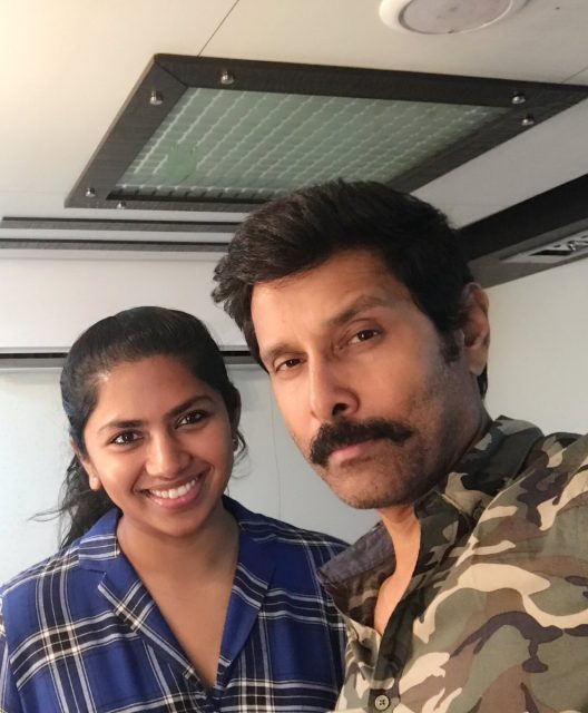 Saamy 2 starring Vikram, Trisha and Keerthy Suresh starts rolling from today