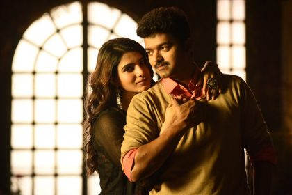 Vijay and Samantha Ruth Prabhu look lovely in this new still from Mersal