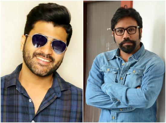 Sharwanand may soon team up with Arjun director Sandeep Reddy Vanga