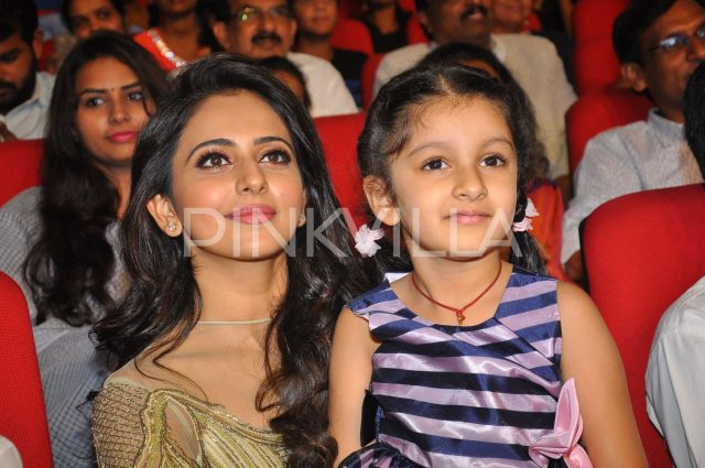 Photos: Rakul Preet and Mahesh Babu's daughter Sitara are the new best friends in town