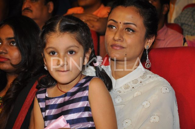 Photos: Super Star Mahesh Babu and family grace the pre-release event of Spyder