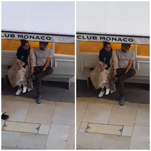 लंदन में सनी देओल संग डिम्पल कपाड़िया, हाथों में हाथ लिए हुए बैठे हैं दोनों , देखिये वीडियो
