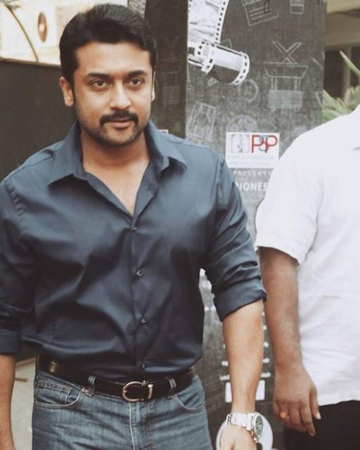Selvaraghavan: The fanboy in me is extracting the side of Suriya every fan would want to see