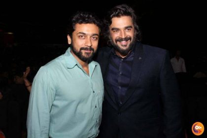 I owe you my gratitude for life, Suriya tells Madhavan in a heartfelt message