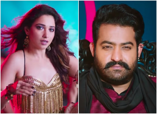 Watch Video: Tamannaah's special number 'Swing Zara' in Jai Lava Kusa seems to be a treat for the fans of Jr NTR