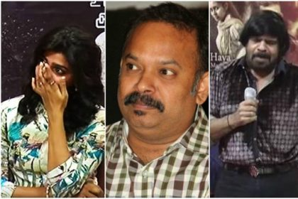 Filmmaker Venkat Prabhu opens up about T Rajender-Dhansika issue