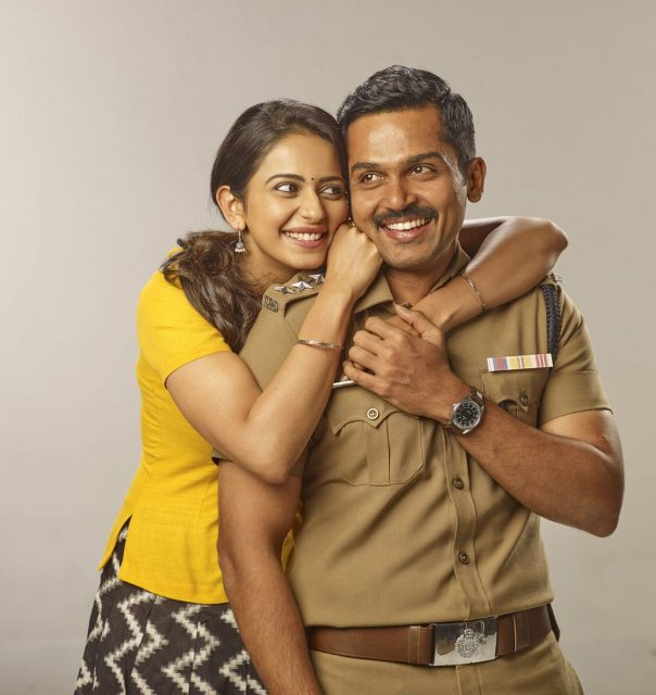 After Theeran Adhigaram Ondru, Rakul and Karthi will team up again for a romantic film