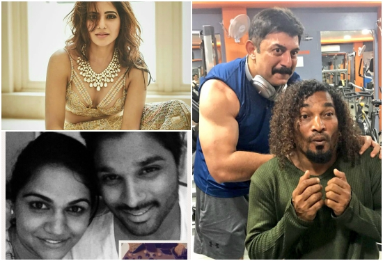 Top Photos of the week: From Samantha Ruth Prabhu's wedding gown to Durga Puja celebrations, this is how our stars rocked this week