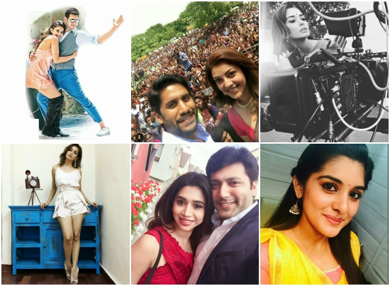 Top photos of the week: From Mahesh and Rakul in SPYder to Amy Jackson, here are the top photos of the week