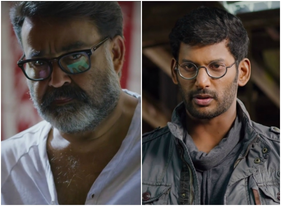 Villain Trailer: This Mohanlal and Vishal starrer thriller will leave you asking for more
