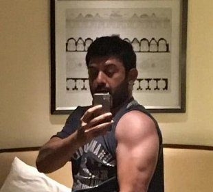Arvind Swamy undergoes a physical transformation for this film
