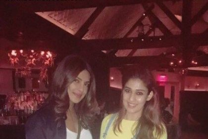 Photo: Priyanka Chopra meeting Nayanthara in New York is breaking the internet