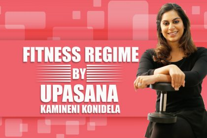 Watch: Upasana Kamineni-Konidela's transformation and fitness regime