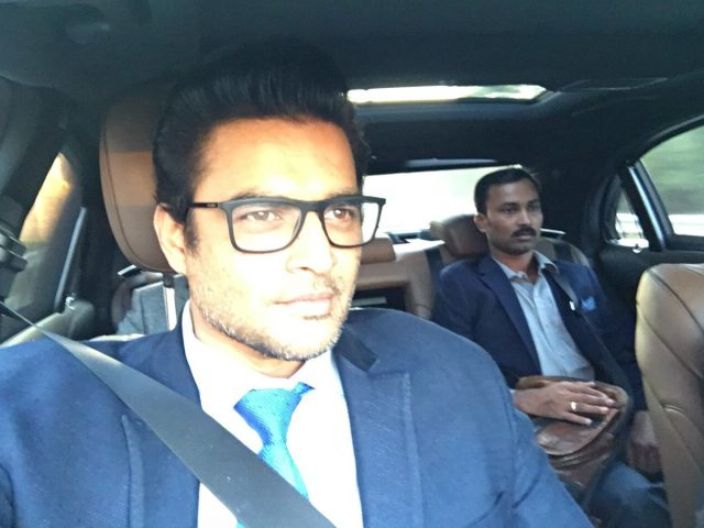 Photos from R Madhavan's trip to the US are mesmerising and will leave us asking for more