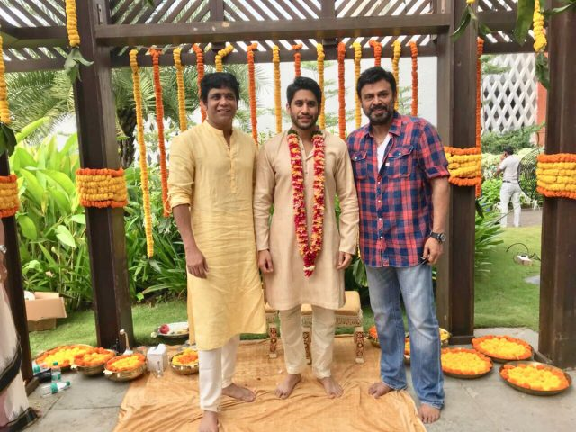 Naga Chaitanya and Samantha Ruth Prabhu: Akkineni Nagarjuna unveils the bridegroom