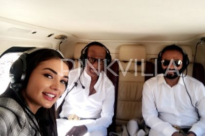 Rajinikanth and Amy Jackson gear up to attend the 2.0 press meet
