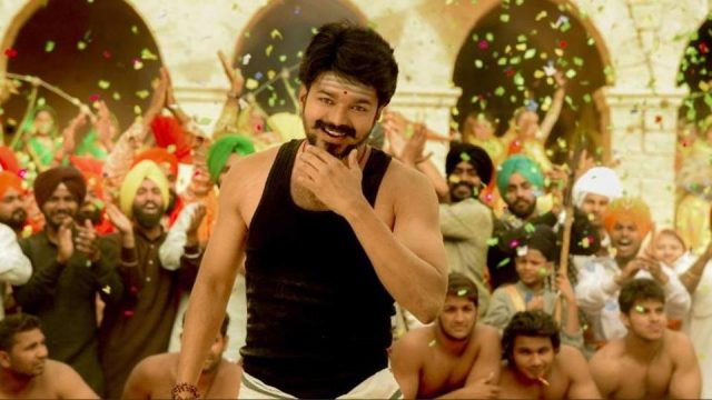 IT Department claims that recent raid on a producer was not linked to Mersal